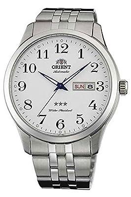 Orient Reloj De Hombre AutomÁtico 43mm Correa Y Caja De Acero Fab0b002w9 de Orient