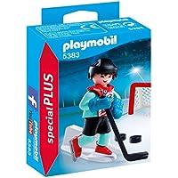 Playmobil - Jugador de hockey sobre hielo (5383)