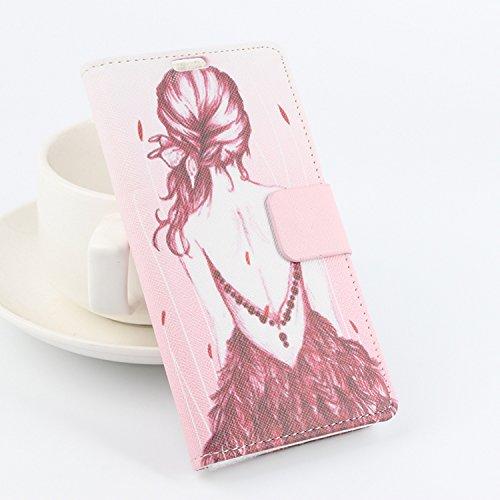 Easbuy Handy Hülle Case Etui Tasche Schutzhülle für Cubot x9 Smartphone Tasche Hülle Case Handytasche Handyhülle Schutzhülle Etui (Mode 3)