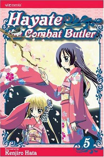 Hayate the Combat Butler, Vol. 3: v. 5 por Kenjiro Hata