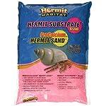 Hermit Habitat Terraium Sand, 2-Pound, Neon Pink 4
