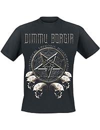 Dimmu Borgir Mankind Innocence T-shirt noir M