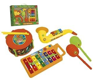 REIG - Tambor para niños (Globalgifts REIG1582) (Importado)