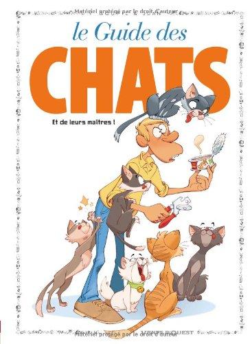 Les guides en BD, Tome 40 : Le Guide des chats