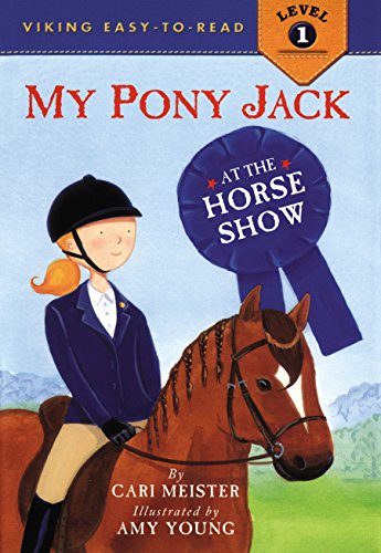 My Pony Jack at the Horse Show (Viking Easy-to-Read) (English Edition)