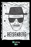 Poster Breaking Bad - Heisenberg wanted - preiswertes Plakat, XXL Wandposter im Format 61 x 91.5 cm