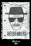 Poster 'Breaking Bad - Heisenberg wanted', Größe: 61 x 91 cm