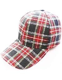 10abaf63c6f31 Amazon.es  gorra escocesa - Gorras de béisbol   Sombreros y gorras  Ropa