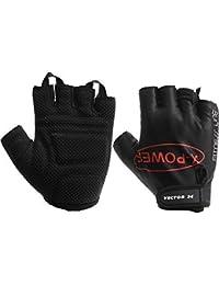 Vector X Vx 300 Gym Fitness Gloves  (Black)