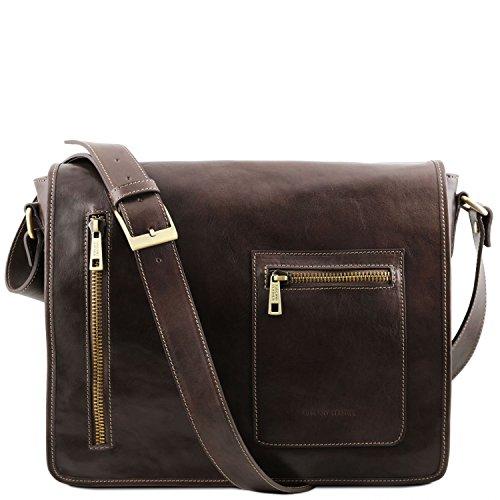 A Tracolla Messenger In Tuscany Tl Notebook Porta Leather Borsa ZOqZUBXI