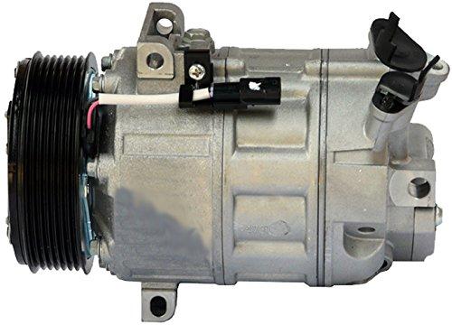 BEHR HELLA SERVICE 8FK 351 322-041 *** PREMIUM LINE *** Kompressor, Klimaanlage (Ac-motor 15 Ps)