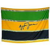 Ayrton Senna Fahne Sempr