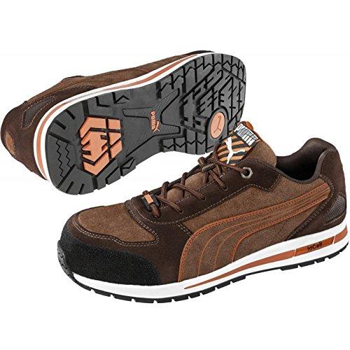 Puma 643010-421-46 Barani Chaussures de Sécurité Low S1P HRO SRC Taille 46