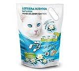 Professional Pets Lettiera igienica Lavanda 5,8 lt - Lettiera al silicio per gatti batteriostatica, anallergica, sicura