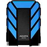 ADATA  HD710 1TB USB3.0 Durable External Hard Drive, IP68, Blue (AHD710-1TU3-CBL)
