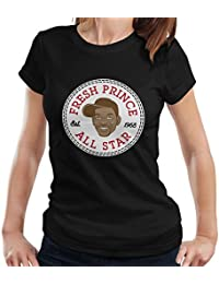 Fresh Prince Will Smith All Star Converse Logo Women's T-Shirt