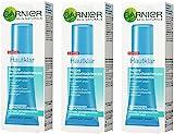 Garnier Hautklar Tägliche 24h Feuchtigkeitspflege, Anti-Unreinheiten, porenverfeinernd, mattierend, gleicht Hautunebenheiten aus, 3er Pack (3 x 40 ml)