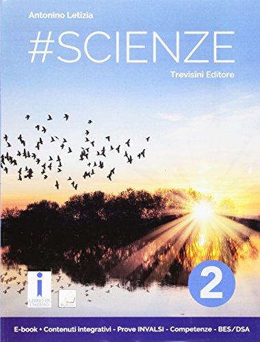#Scienze. Prove INVALSI-Competenze-BES-DSA. Per la Scuola media. Con e-book. Con espansione online: 2