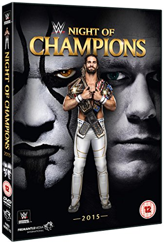 WWE: Night Of Champions 2015 [DVD] [UK Import]