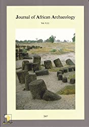 Journal of African Archaeology: Vol. 5 (1) 2007