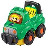 VTech 80–164223toet Chariot Jimmy Jeep (dans hollandais)