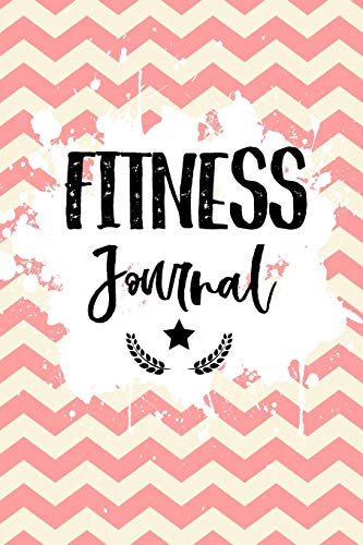 Fitness Journal: Blank Lined Gym Notebook: 12 por Dartan Creations