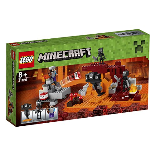 LEGO-Minecraft-Set