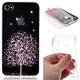 SMARTLEGEND Custodia per iPhone 4/4S Durevole Anti shock Cover TPU Soft Bumper Cover Coperture Posteriori...