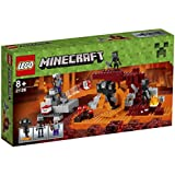 LEGO Minecraft - Set El Wither, multicolor (21126)