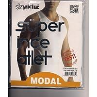 Yıldız 120 Süper ince Modal Erkek Askılı Atlet