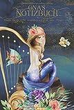Ona's Notizbuch, Dinge, die du nicht verstehen würdest, also - Finger weg!: Personalisiertes Heft mit Meerjungfrau