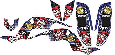 Grafik-Aufkleber-Set für Yamaha 660 Joker, personalisierbar