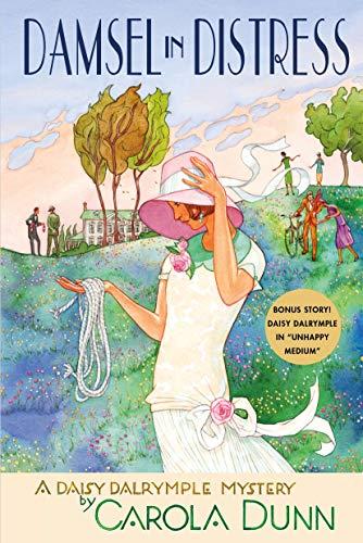 Damsel in Distress: A Daisy Dalrymple Mystery (Daisy Dalrymple Mysteries Book 5) (English Edition)