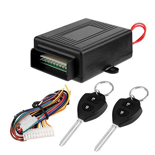 Asiproper Universal Auto Fernbedienung Central Kit Tür Lock Alarm Keyless Entry System