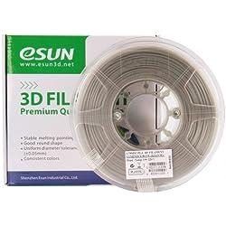 eSun PLA LEUCHTEND BLAU Luminous GLOW inDark BLUE 1kg 1,75mm 3D Drucker Filament PREMIUM QUALITÄT Blitzschnell NEU