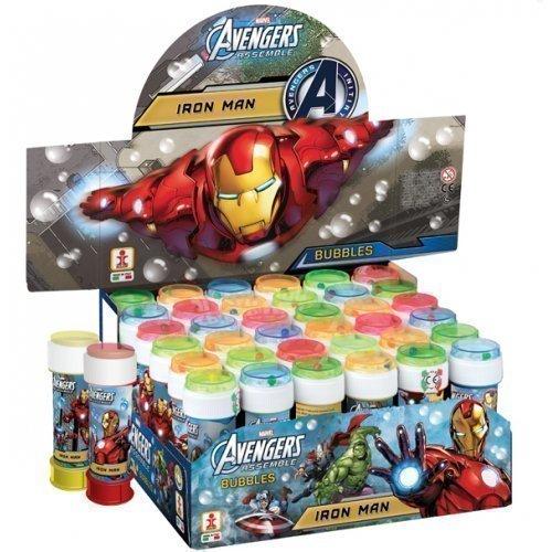 Fancy Me Box von 36 oder 6 Jungen Mädchen Kinder Iron Man Avengers Seifen Party Beute Tüte Strumpf Füller Spielsachen Spiele - 6 Pots