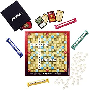 Scrabble DPR77 Harry Potter Edition Game from Mattel