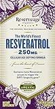 El resveratrol, Fórmula celular antienvejecimiento, 250 mg - Nutrición ReserveAge