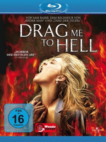 Universal Pictures Germany GmbH Drag me to Hell [Blu-ray]