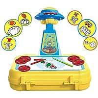 Proiettore Giocattolo Tavolo Da Disegno Educativo per Bambini - Fisher Price Fogli