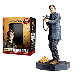 The Walking Dead The Governor Figure with Collector Magazine #4 by Walking Dead 2