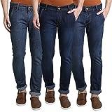 Denim Jeans For Men by X-CROSS