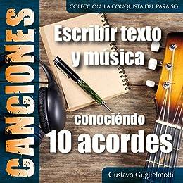 Componer canciones: Conociéndo 10 acordes (Italian Edition) eBook ...