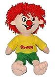 Schmusepuppe Pumuckl - 27 cm - Stoffpuppe Plüsch Plüschtier Meister Eder Plüschtier Kuscheltier rote Haare - Kuscheltier