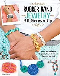 Rubber Band Jewelry All Grown Up