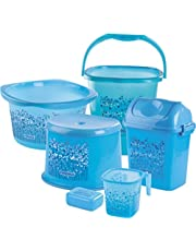 Nayasa Funk Bathroom Set Deluxe