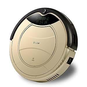 haier t321 robot aspirateur autonome 600pa 800pa nettoyage siliceux 2000mah batterie. Black Bedroom Furniture Sets. Home Design Ideas