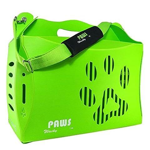 WACKY Pfoten Eco Pet Carrier, V1 (Paw Pet Carrier)