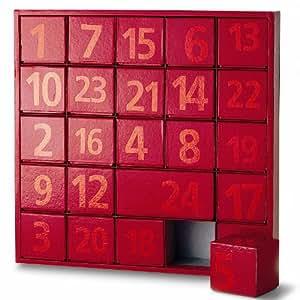 philippi calendrier de l 39 avent box remplir soi m me cuisine maison. Black Bedroom Furniture Sets. Home Design Ideas