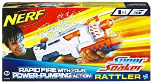 Hasbro European Trading B.V. Nerf Super Soaker Rattler Single